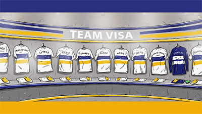 Team Visa - Power of the collective